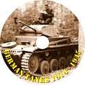 Bild von GERMAN TANKS 1914 - 1945  (2018)  * German / English audio tracks *