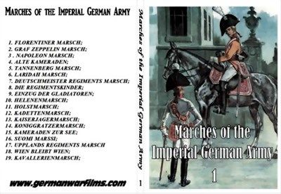 Bild von 2 CD SET:  MARCHES OF THE IMPERIAL GERMAN ARMY (1871-1918)