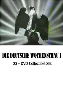 Picture of  23 DVD SET:   DIE DEUTSCHE WOCHENSCHAU (JUN 39 - MAR 45)