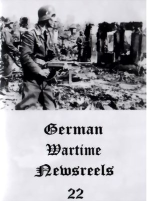 Picture of GERMAN WARTIME NEWSREELS 22  * with switchable English subtitles *  (improved)