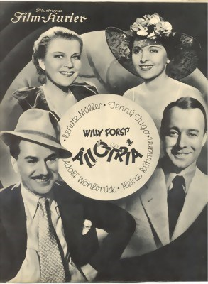 Picture of ALLOTRIA  (1936)  * with switchable English subtitles *