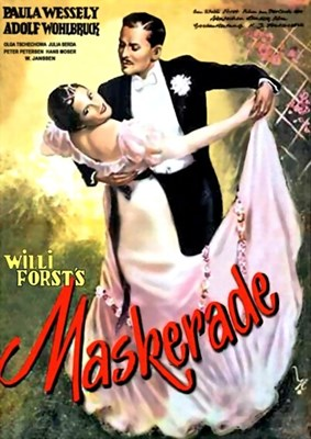 Picture of MASKERADE  (1934)  * with improved switchable English subtitles and picture *