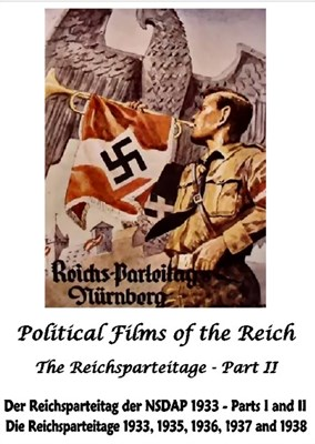 Picture of POLITICAL FILMS OF THE REICH - PART II:  THE REICHSPARTEITAGE - PART II  * with switchable English subtitles *