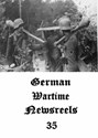 Picture of GERMAN WARTIME NEWSREELS 35  * with switchable English subtitles *  (IMPROVED)