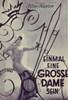 Bild von EINMAL EINE GROSSE DAME SEIN  (1934)