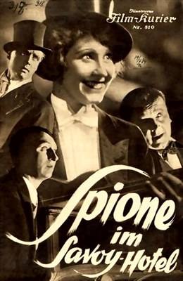 Picture of SPIONE IM SAVOY HOTEL  (1932)  * Improved Picture and Sound *