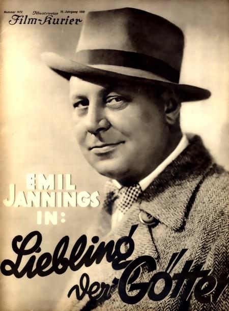 Rarefilmsandmore com liebling der gotter 1930 with - Liebling englisch ...