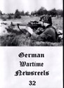 Picture of GERMAN WARTIME NEWSREELS 32  * with switchable English subtitles *  (IMPROVED)
