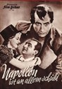 Picture of NAPOLEON IST AN ALLEM SCHULD  (1938)  *with switchable English and Spanish subtitles*