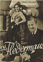Picture of DIE FLEDERMAUS  (1937)
