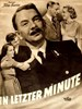 Picture of IN LETZTER MINUTE  (1939)