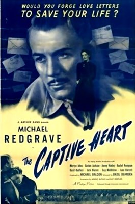 Picture of THE CAPTIVE HEART  (1946)