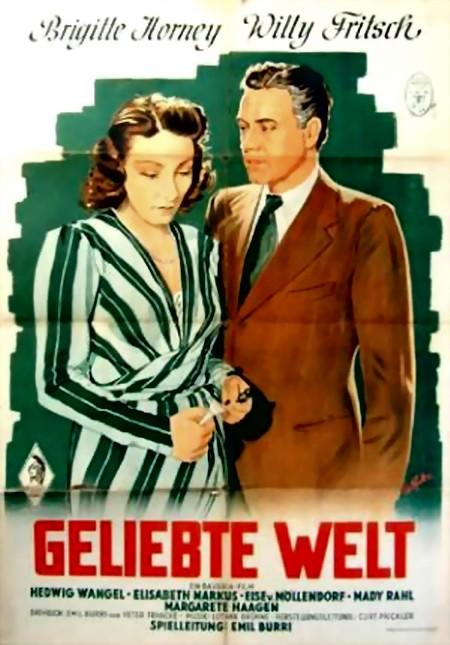 RAREFILMSANDMORE.COM. GELIEBTE WELT (1942)