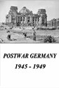 Picture of POSTWAR GERMANY, 1945 - 1949