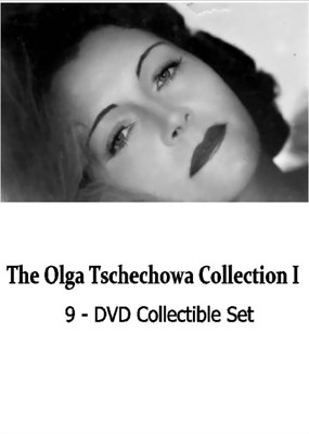 Bild von 9 DVD SET:  THE OLGA TSCHECHOWA COLLECTION I