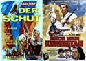 Picture of 2 DVD SET:  KARL MAY:  THE ADVENTURES OF KARA BEN NEMSI IN THE ORIENT  (1964/1965)  *with switchable English subtitles*