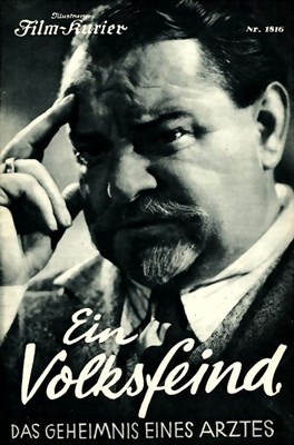 Picture of EIN VOLKSFEIND  (1937)  * with switchable and hard-encoded English subtitles *