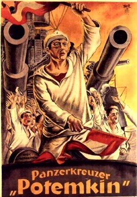 Picture of BATTLESHIP POTEMKIN  (1925)  +   MOSKVA   (1927)  *with English subtitles*