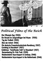 Picture of POLITICAL FILMS OF THE REICH VI  (2012) * with switchable English subtitles *