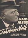 Picture of FAHRENDES VOLK  (1938)  *hard encoded Czech subtitles*