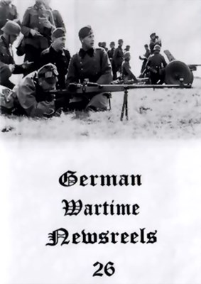 Bild von GERMAN WARTIME NEWSREELS 26  * with switchable English subtitles *  (improved)