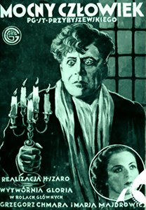 Bild von MOCNY CZLOWIEK  (1929)  * with hard-encoded English subtitles *