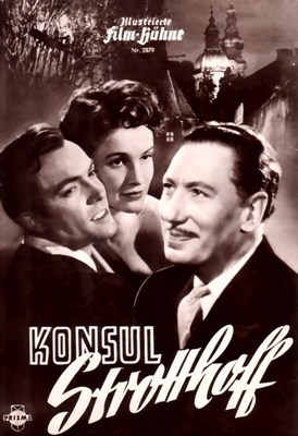 Picture of KONSUL STROTTHOFF FILM PROGRAM  (1954)