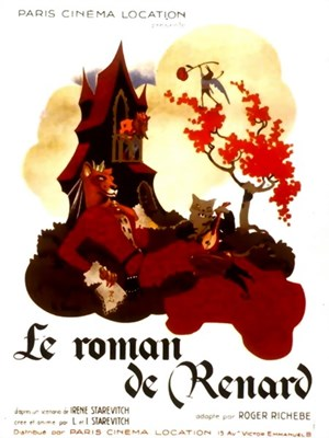 Picture of LE ROMAN DE RENARD (The Tale of the Fox)  (1941)  * with hard-encoded English subtitles *