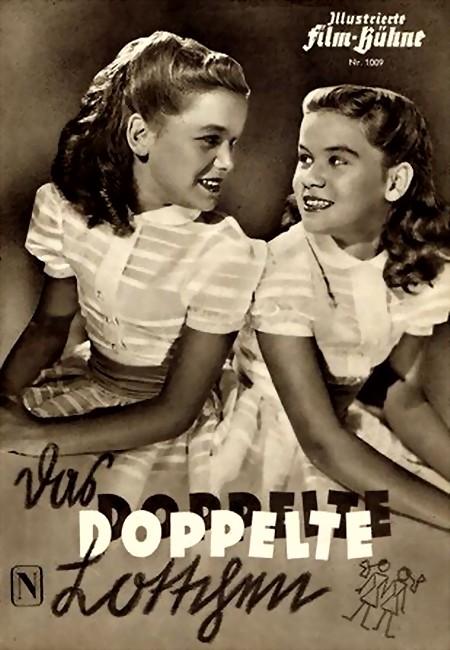 das doppelte lottchen 1950