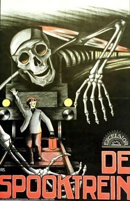 Picture of DER GEISTERZUG (Ghost Train) (1927)  * with switchable English subtitles *