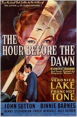 Picture of THE HOUR BEFORE THE DAWN  (1944)