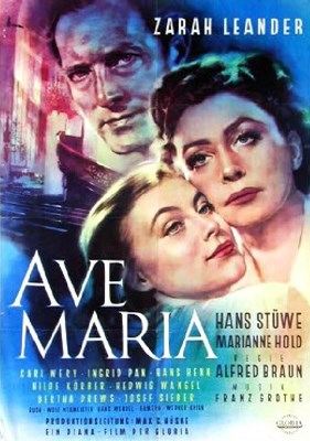 Picture of AVE MARIA  (1953)  * with switchable English subtitles *