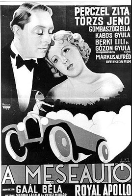 Picture of MESEAUTO  (Dream Car)  (1934)  * with switchable English subtitles *