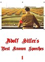 Picture of 2 DVD SET:  ADOLF HITLERs BEST KNOWN SPEECHES