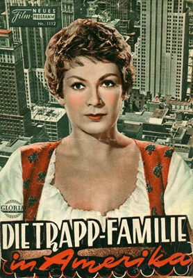 Picture of DIE TRAPP FAMILIE IN AMERIKA  (1958)  * with switchable English subtitles *