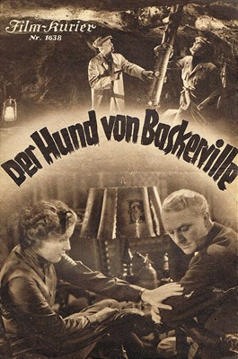 Picture of DER HUND VON BASKERVILLE  (1937)  * with switchable English subtitles; improved picture & sound *