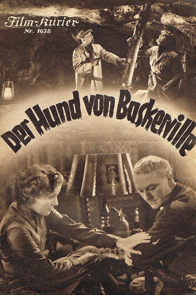 rarefilmsandmore com der hund von baskerville 1937. Black Bedroom Furniture Sets. Home Design Ideas
