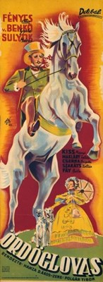 Picture of ÖRDÖGLOVAS  (The Demon Rider)  (1944)  * with switchable English subtitles *