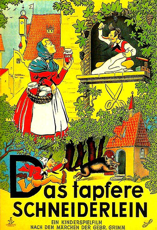 RAREFILMSANDMORE.COM. DAS TAPFERE SCHNEIDERLEIN (1941)