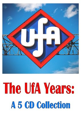 Bild von 5 CD SET:  THE UfA YEARS - GERMAN FILM MUSIC FROM THE 30s AND 40s
