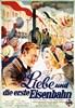 Bild von DIE LIEBE UND DIE ERSTE EISENBAHN  (1934)