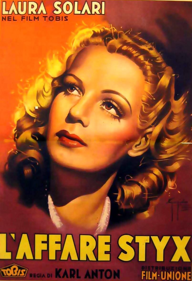 RAREFILMSANDMORE.COM. DIE SACHE MIT STYX (1942)