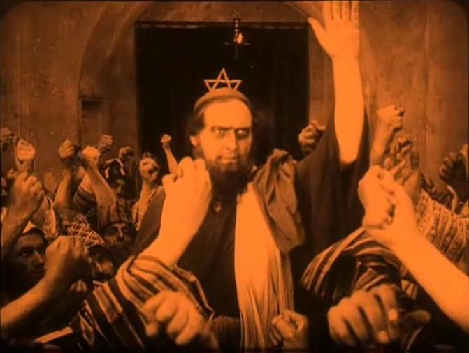 Rarefilmsandmore com nathan der weise 1922 with for Raumgestaltung nathan der weise