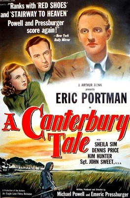 Picture of A CANTERBURY TALE  (1944)