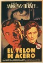 Picture of THE IRON CURTAIN (1948)  * with dual English-Spanish audio *  +  I AM NOT ALONE  (1956)