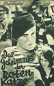 Picture of DAS GEHEIMNIS DER ROTEN KATZE  (1931)  * with switchable English subtitles *