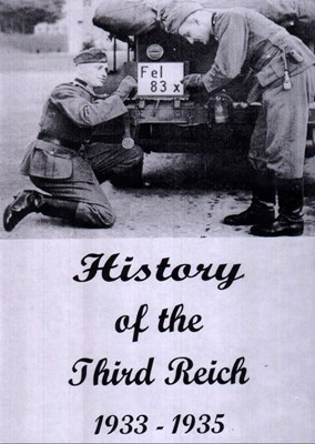 Picture of THE HISTORY OF THE THIRD REICH (1933 - 1935)