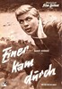 Picture of EINER KAM DURCH  (THE ONE THAT GOT AWAY)  (1957)  * In English or German *