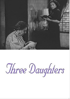 Picture of THREE DAUGHTERS  (1949)  * with hard-encoded English subtitles *