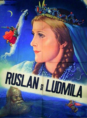 Bild von RUSLAN AND LUDMILA  (1972)  * with switchable English, German and Spanish subtitles *
